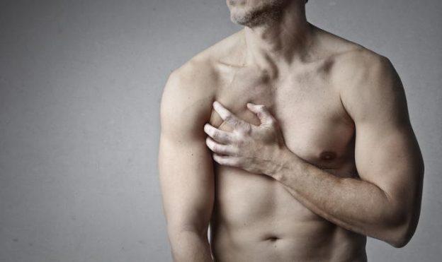 Fettabsaugung bei Männerbrüsten
